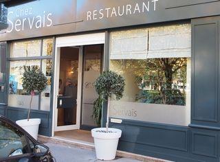 Restaurant Chez Servais à Libourne France