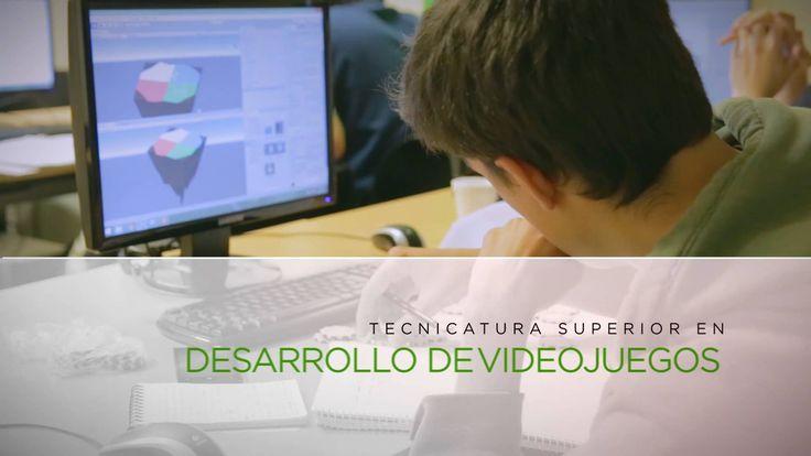 Tecnicatura Superior en Desarrollo de Videojuegos - Image Campus
