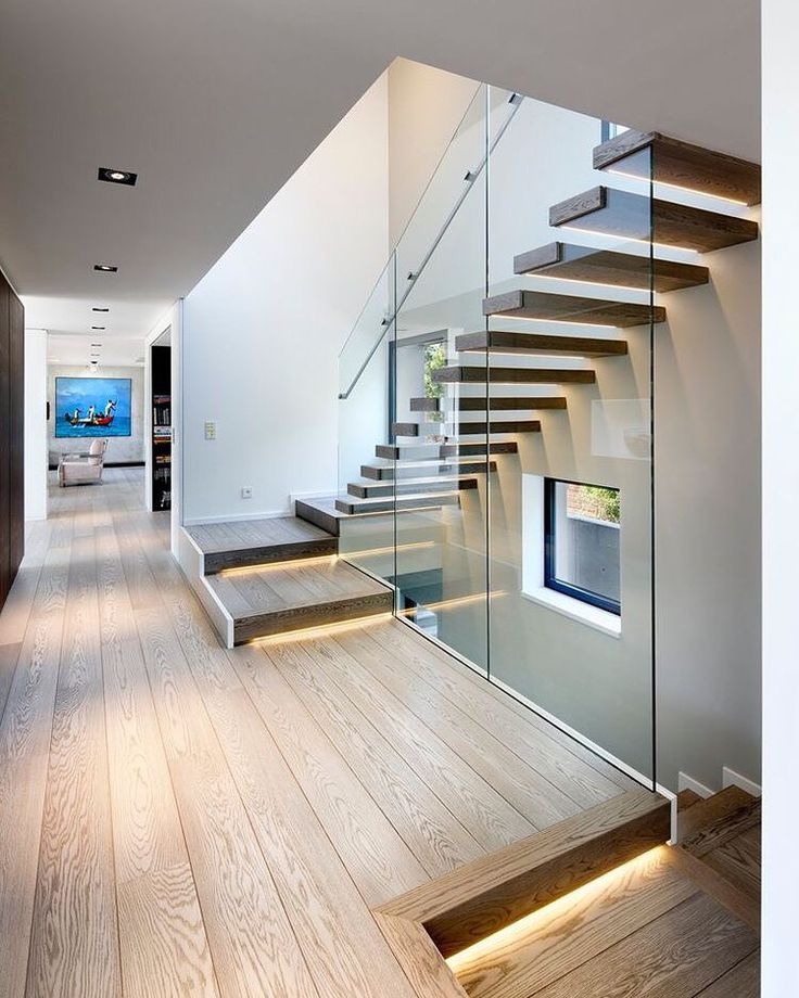 Modern Luxury Interiors: 17 Best Images About MODERN STAIRCASE On Pinterest
