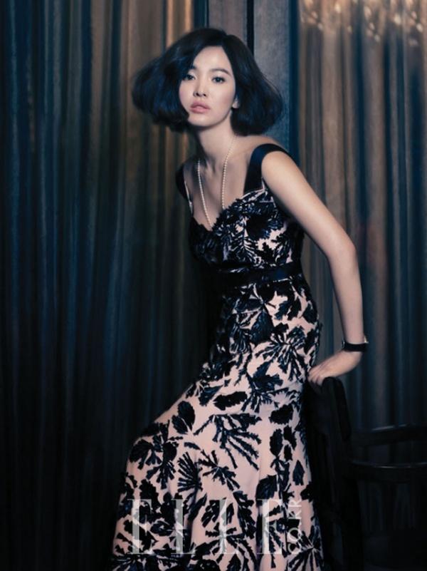 ELLE Korea Song Hye Kyo February 26, 1982 Daegu,South Korea. Actress.
