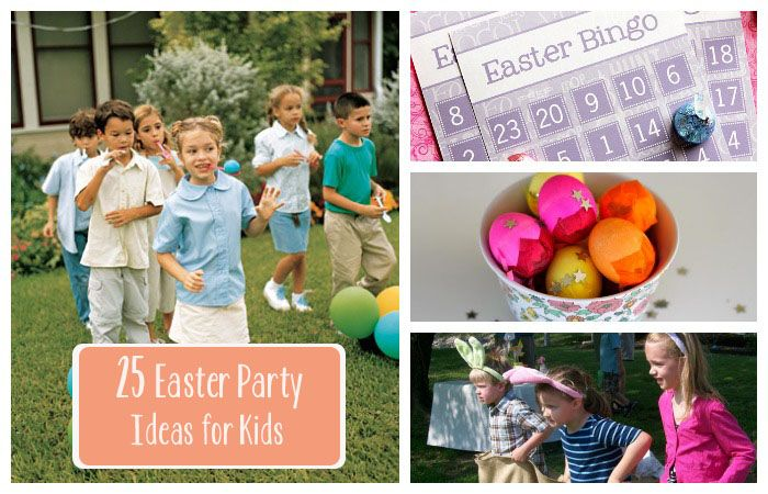 Throw an Easter party to remember with crafts, activities, and eggsperiments for kids.