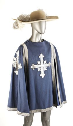 Athos (Kiefer Sutherland) Tunic, Hat and Photo Album | Prop Store - Ultimate Movie Collectables