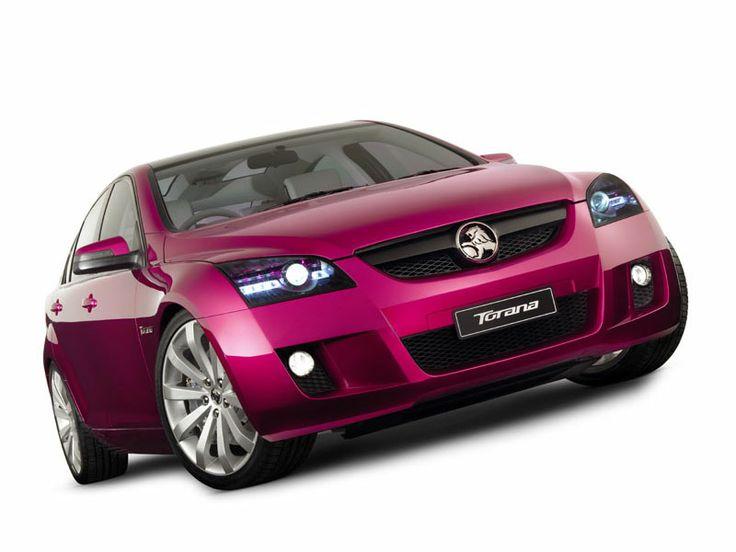 Holden concept car: Torana