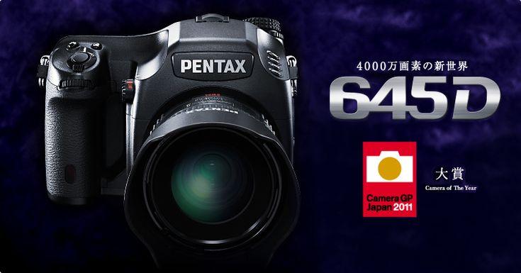 645D|中判デジタル一眼レフカメラ | RICOH IMAGING