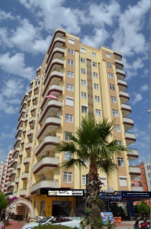 Möblierte Wohnung 3+1 in Mahmutlar/Alanya