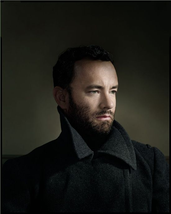 | Annie Leibovitz: Photography / Tom Hanks by Annie L. HRM: This is so different from his other photos. Love it.