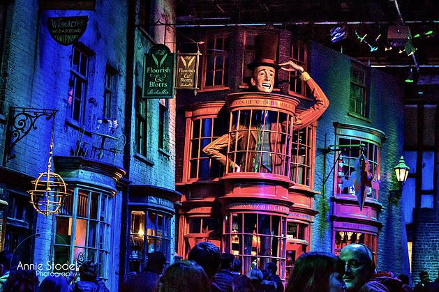 Diagon Alley - Warner Bros. Studio Tour London - The Making of Harry Potter