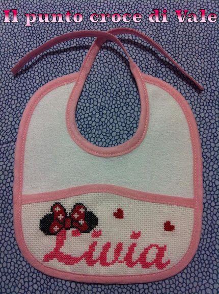 Bavetta 1/5 realizzata per Silvia (Ercolano NA).  Visita la mia pagina Facebook IL PUNTO CROCE DI VALE.