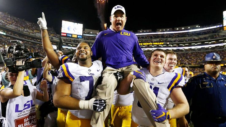 Les Miles resolution puts end to embarrassing chapter at LSU