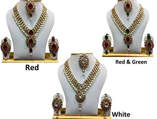 Ethnic Indian Bollywood Gold Plated Wholesale Lot Of 3 Se... https://www.amazon.com/dp/B01MRYJA95/ref=cm_sw_r_pi_dp_x_9KiazbEFF15GC