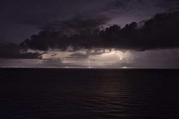 Lightning Off the Port Side Photo - Visual Hunt