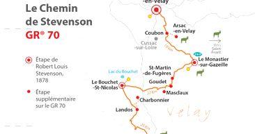 Le randonneur fou: Le Chemin de Stevenson (GR 70)