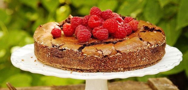 Makean suolainen brownie - Reseptit - Gloria.fi
