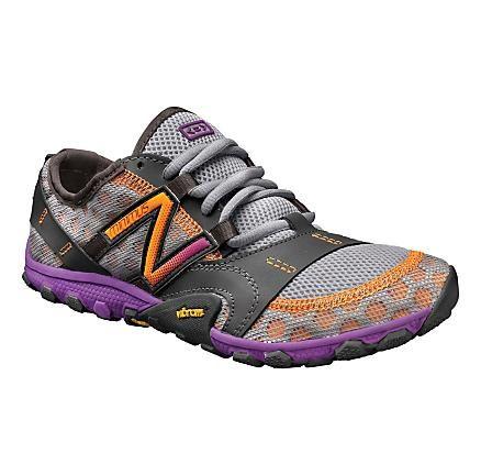 Womens New Balance Minimus 10v2 Trail Trail Running Shoe