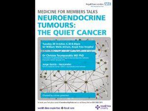 Medicine for members: Neuroendocrine tumours - the quiet cancer