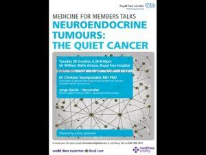 Medicine for members: Neuroendocrine tumours - the quiet cancer