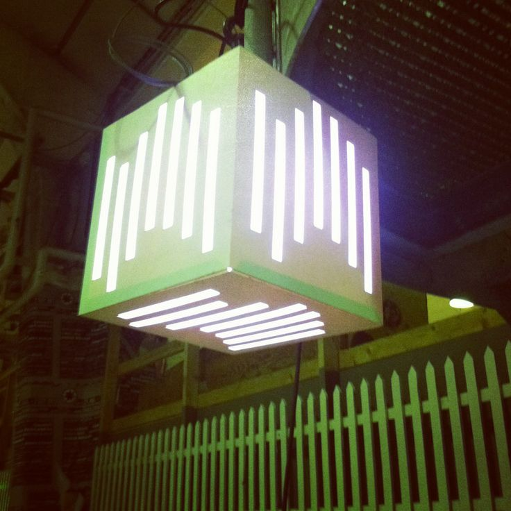 lampdesign for mainstage @trailerparkfestival 2013
