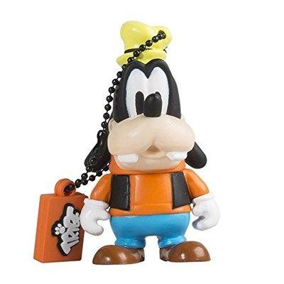 Chollo en Amazon España: Memoria USB Tribe de 8 GB Goofy por solo 10,45€ (un 42% de descuento del precio de venta recomendado y precio mínimo histórico)