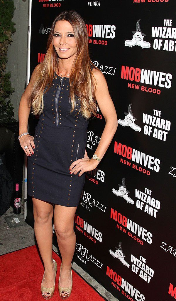 Pin It Drita D'Avanzo Exclusively Recaps Mob Wives Season Premiere – Drita | OK! Magazine