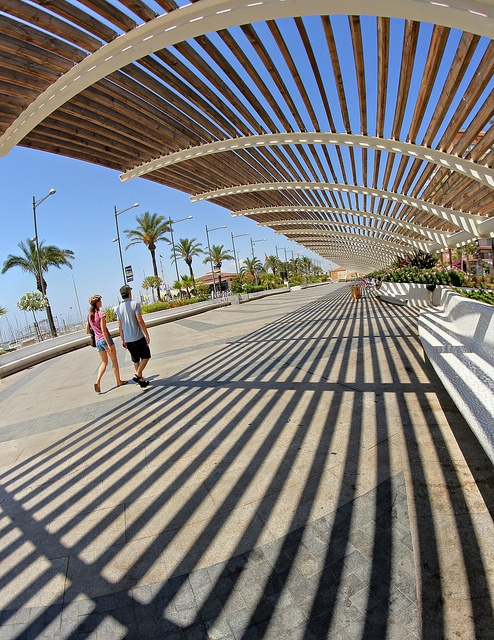 Torrevieja Shadows by rob pitt, via Flickr http://www.yourspain.net/torrevieja/