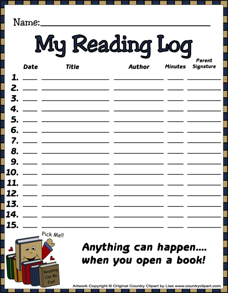 Best 25+ Home reading log ideas on Pinterest Kindergarten - reading log template