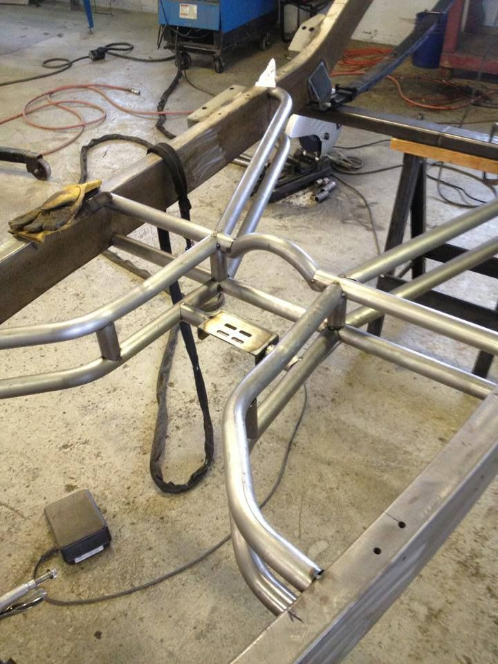 Need a chassis built? you know where to go Fattys Chassis in Wickliffe, Ohio