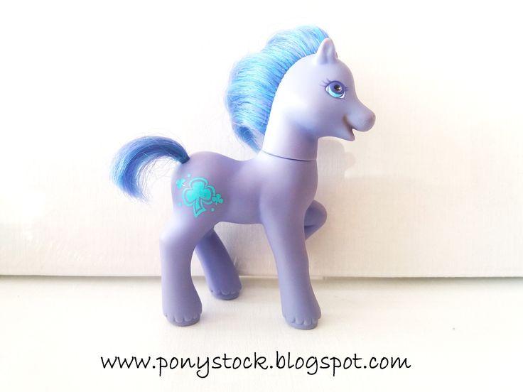 Clever Clover G2 (Secret Surprise Friends 1997) My Little Pony Hasbro