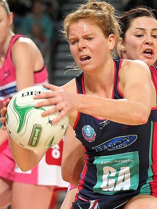 MELBOURNE Vixens have continued their winning pre-season form with a 41-33 win over West Coast Fever in the Summer Challenge at the State Netball Hockey Centre today.