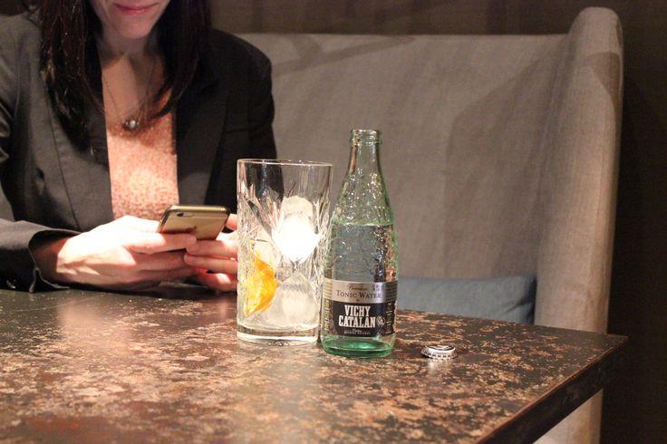 Premium Tonic Water by Vichy Catalan, una tónica con mucha personalidad.