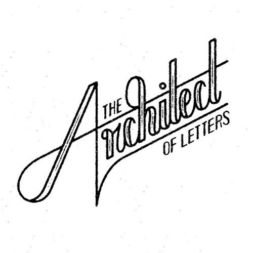Typeverything.com - The Architect byWinston Scully.