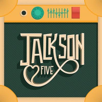 Jackson 5 Logo ReInterpretation