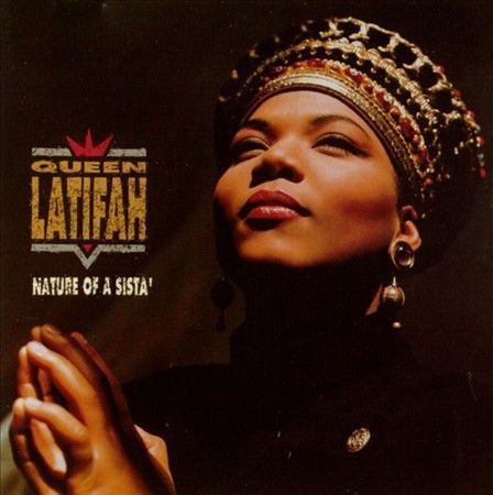 Nature of a Sista by Queen Latifah (CD, Sep-1991, Tommy Boy)