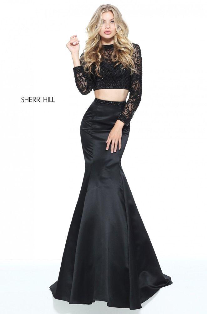 SHERRI HILL 51107 | Bodycon Prom Dresses