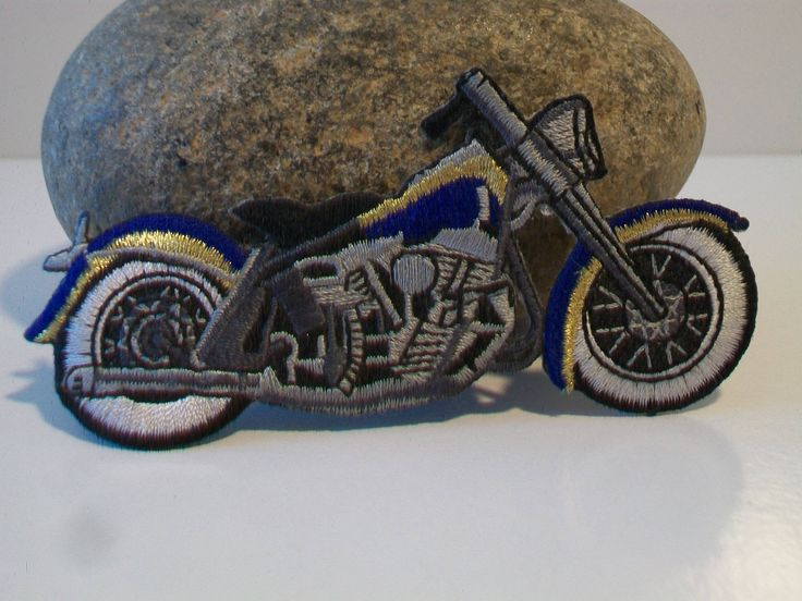 Harley Davidson Knucklehead Patch Motorcycle Club Biker Accessories by ALEXLITTLETHINGS on Etsy https://www.etsy.com/listing/528998407/harley-davidson-knucklehead-patch