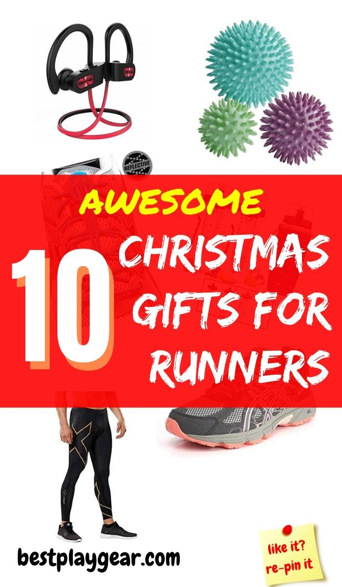 Christmas Gift Ideas For Runners 2020 Christmas Gifts For Runners that they will love. Perfect Christmas