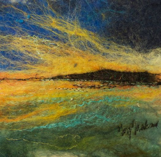 To The Isles - Moy Mackay Gallery