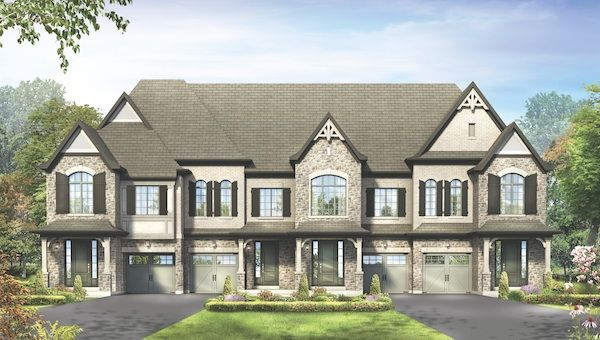 OPUS Homes Townhome home type
