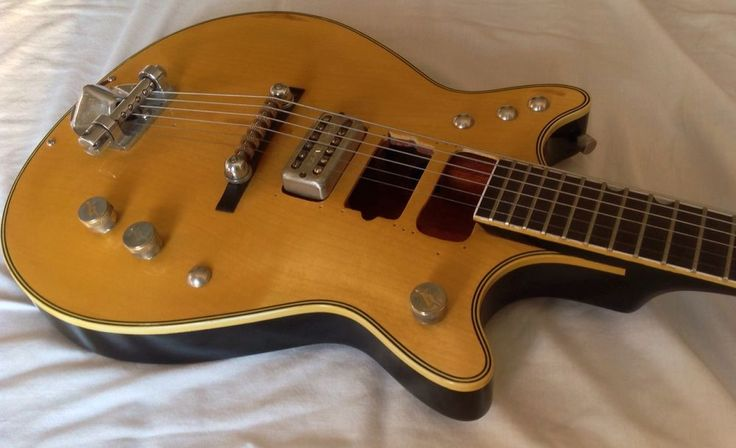 Malcolm Young Inspired Guitar Custom Made Ac Dc Not