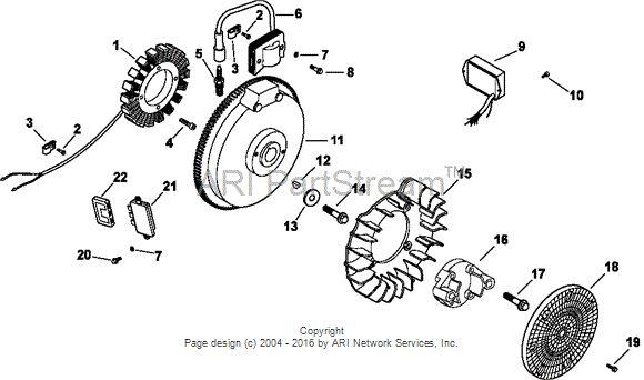 Kohler Engines Parts