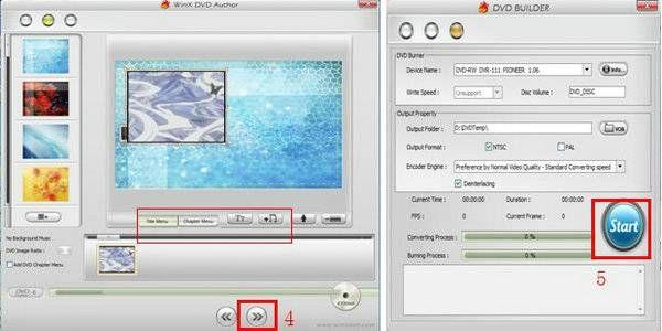 原のサイト:http://www.winxdvd.com/blog/best-free-mp4-to-dvd-software.htm大勢の人はきっと自分のデジタルカメラで長さは長くないビデオを撮ることがあったでしょう。また、ネットで面白いネットワークビデオと映画を見るのが好きでしょう。でも、この二つのビデオの最も標準で、人気がある形式は何だかと聞くと、多い人はしらないかもしれない。実はその答えはMP4である。MP4の特徴は高圧縮比とはっきり画面品質と小さいボリュームである。ですから、一つのDVD-9ディスクは10部以上の高品質のMP4ネットワークビデオともっと多い家庭カメラビデオを収容できる。家庭カメラビデオをDVDに焼きたいか。ネット映画ビデオをDVDディスクに書き込みたいか。無料でMP4ビデオからDVDを...迅速にMP4ビデオからDVDを作成する方法を教える