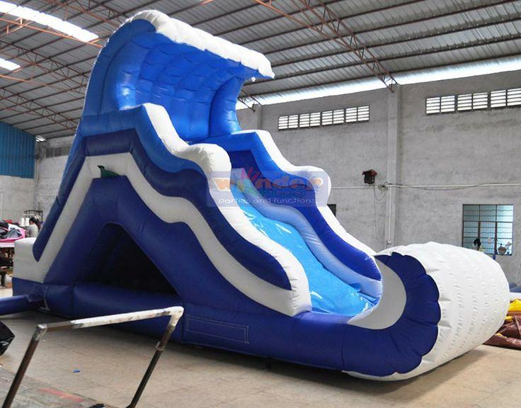 Wave Jumping Castle  http://www.wonder-parties.co.za/