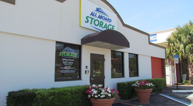 Ormond Beach · All Aboard Storage   Big Tree Depot (South Daytona, FL)  Https:/