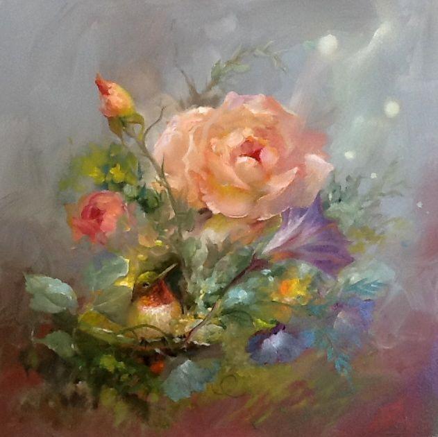 Gary Jenkins | Art Gallery | Beauty of Oil Painting | PBS ...