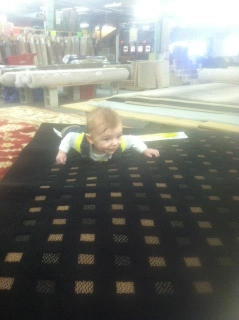 Junioru0027s Out Buying His First Rug! RugsBuilding