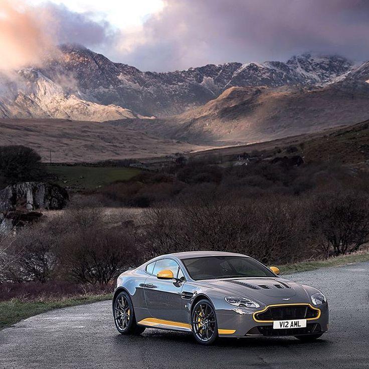 2017 Aston Martin Vantage S