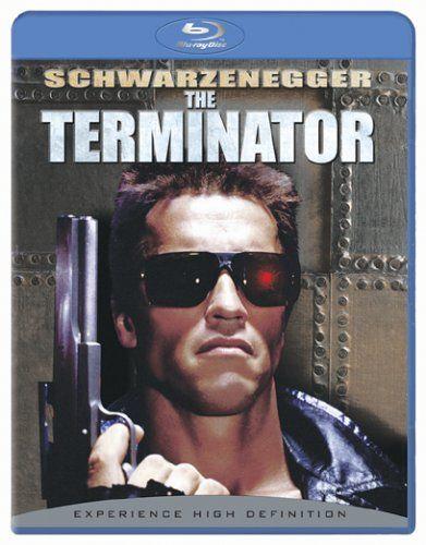 Amazon.com: The Terminator: Arnold Schwarzenegger, Linda Hamilton, Michael Biehn, James Cameron