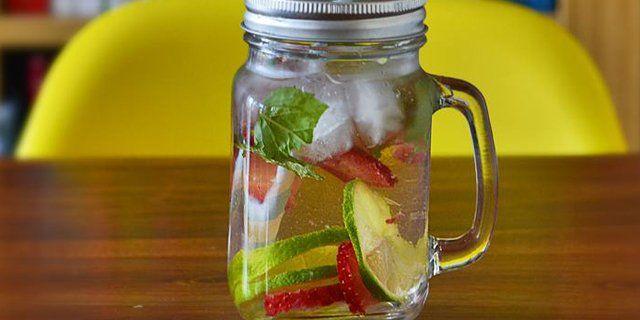 Detoks suyu ile ayda 5 kilo verebilirsiniz