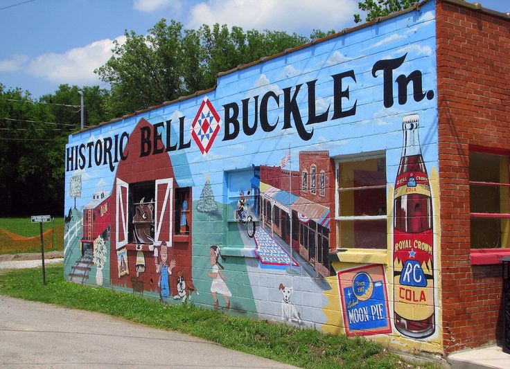 Bell Buckle, Tennessee | Population: 512