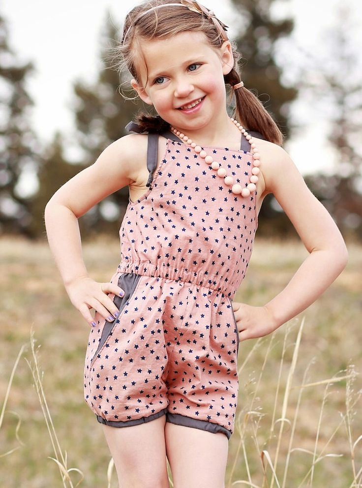 Star Romper..Tan and Blue..Girls One Piece..Toddler Clothing.Girls Playsuit..Kids Clothing.Girl Clothing.Girls Jumpsuit by HappyCampersShop on Etsy https://www.etsy.com/listing/186686344/star-rompertan-and-bluegirls-one