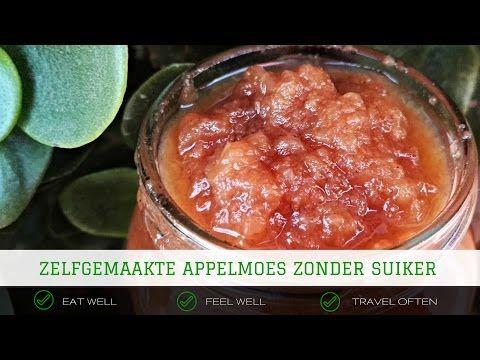 Zelf appelmoes maken zonder suiker in slowcooker - CULICOOL